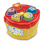 VTech Sort and Discover Drum, Musical Toy with Learning Games, Interactive Toy Suitable for Boys and Girls Aged 12…