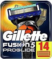 Gillette Fusion5 ProGlide - Cuchillas de Afeitar, Paquete Apto para el Buzón de Correos, Tecnología FlexBall que se...