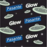 Pasante Glow in the Dark Condoms 6 Pack