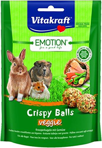 Vitakraft roditori Emotion Snacks Crispy Balls