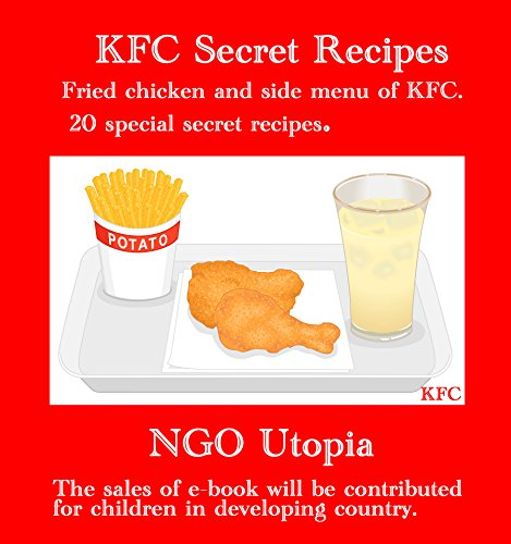kfc-secret-recipes-english-edition