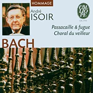 Passacaille/Chorals Schübler