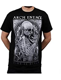 Arch Enemy, T-Shirt, Time is Black