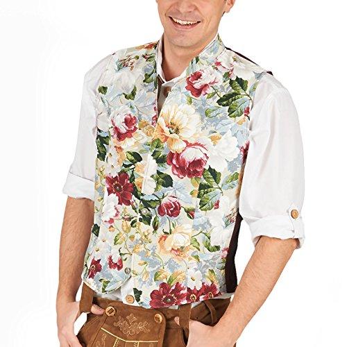 Trachten Weste Herren zum Oktoberfest Outfit - 50/52