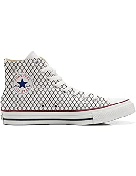 Converse All Star zapatos personalizadas Unisex (Producto Artesano) Network