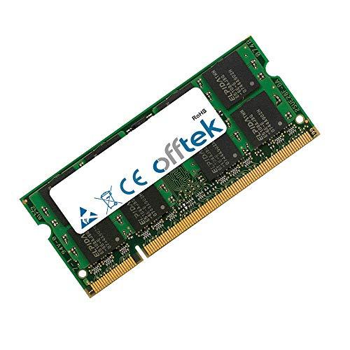 Speicher 1GB RAM für Samsung N150 Blue (DDR2-5300) - Laptop-Speicher Verbesserung - OFFTEK -