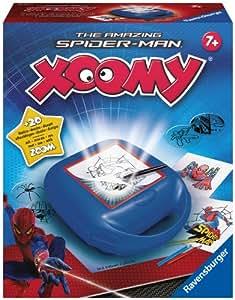 xoomy spider man