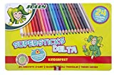 JOLLY Supersticks Delta 24 Boîtier métallique