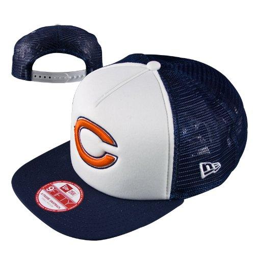 New Era NFL CHICAGO BEARS Foam Doors A-FRAME Snapback Cap (M/L) NEU/OVP