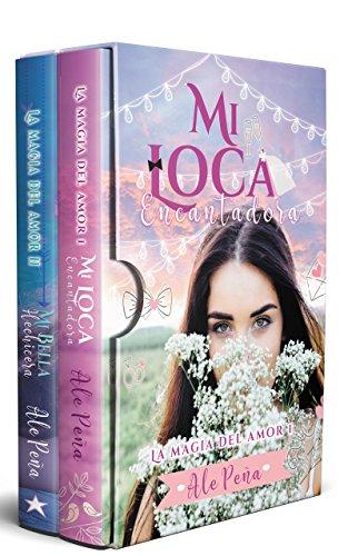 Serie La Magia del Amor Box Set: Mi Loca Encantadora, Mi Bella Hechicera