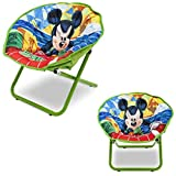 Disney Kinderstuhl Kinderhocker Hocker klappbar Cars Princess Minnie Mickey Camping