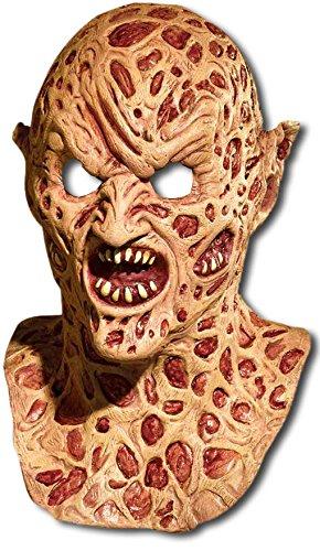 (Horror-Shop Freddy Krueger Demon Maske)