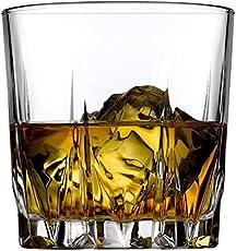 Whisky Glass Set - Whisky Glasses Crystal - Whisky Glass,300ml