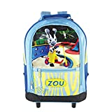 Zou - Mini sac à dos roulettes Zou