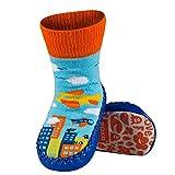 Sevira Kids Baby Jungen (0-24 Monate) Socken mehrfarbig Garçon 2-B 0-24 Monate, 13 cm