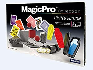 Oid Magic Megagic-Magic Pro Collection-CL3 - Estuche de Magia con código Tutto, 000000, Color Negro