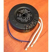 Eaglerise redondo Transformador Transformador Electrónico Juego 300ck 12V 100–300W 300VA 300W VA)