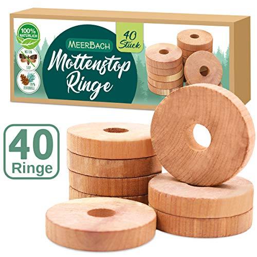 Zedernholz Mottenschutz für den Kleiderschrank