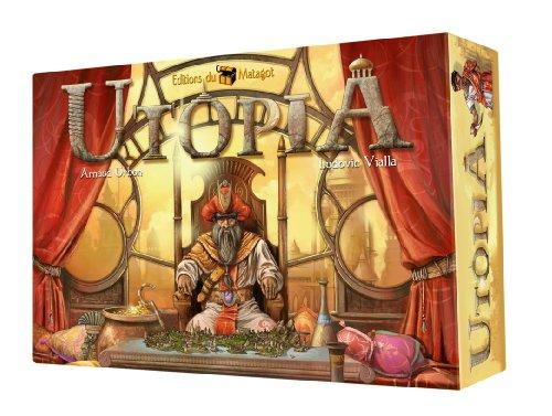Heidelberger Spieleverlag HEI00131 - Utopia