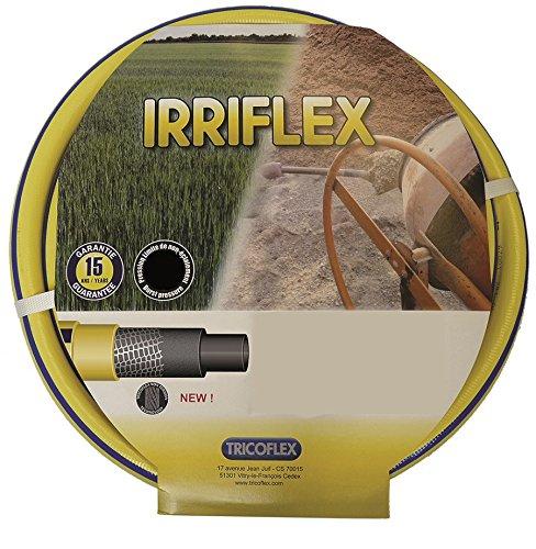 Tricoflex Wasserschlauch Irriflex, 25 mm, 25 m Rolle, gelb