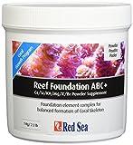 Red Sea Fish Pharm ARE22007 Reef Foundation condizionatori d'acqua salata, per acquari, 1 kg