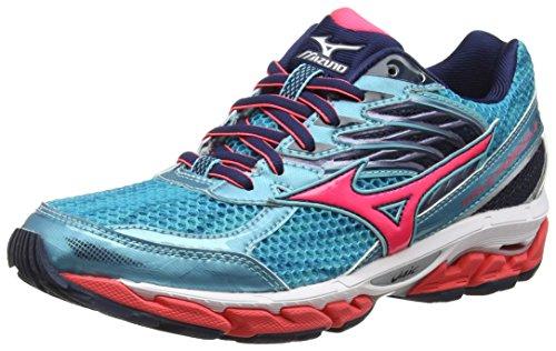 MizunoWave Paradox 3 - Zapatillas de running mujer , color Turquesa,