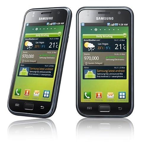 Samsung I9000 Galaxy S- Smartphone Bluetooth Noir