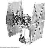 Fascinations Metal Earth MMS267 - 502661, Star Wars Special Forces TIE Fighter, Konstruktionsspielzeug, 2 Metallplatinen, ab 14 Jahren