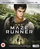 The Maze Runner [4K Ultra HD Blu-ray + Digital Copy + UV Copy] UK-Import, Sprache-Englisch.