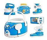 Blancho Conjunto de 6 Mini Juguetes electrodomésticos Preciosos para...