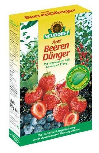 Neudorff Azet Engrais pour baies 2,5 kg