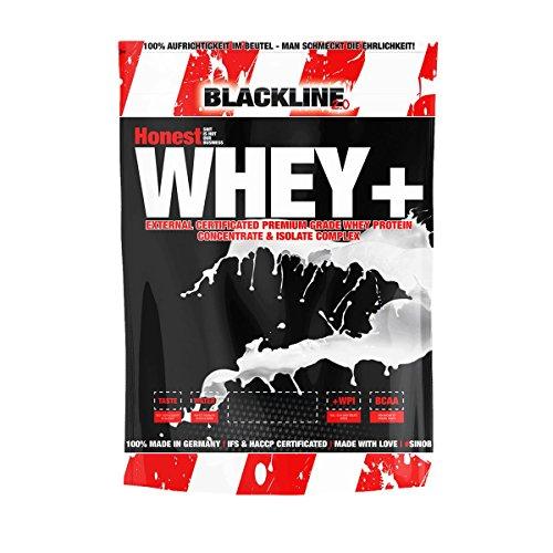 Blackline 2.0 Honest Whey+ (1000g, Rote Banane) - 2.0 Banane