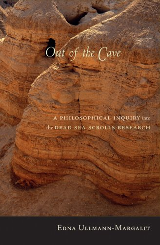 Out of the Cave: A Philosophical Inquiry into the Dead Sea Scrolls Research por Edna Ullmann-Margalit