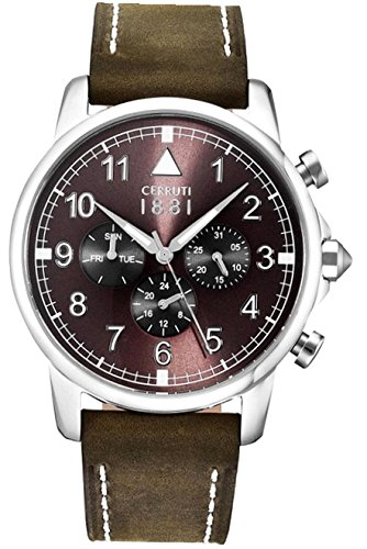 Cerruti Mens Watch cra081sn12br-i