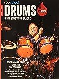 Rockschool: Hot Rock Drums - Grade 5