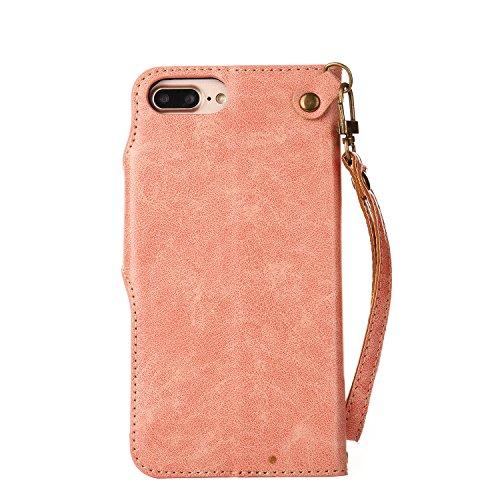 custodia iphone 8 portafoglio femminile