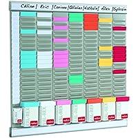 Nobo 2911080 Office Planner 7 Giorni Kit di Pianificazione - 2010 Planner