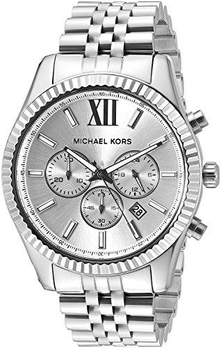 mk-marken-damen-armbanduhr-xl-chronograph-goldfarben-8405