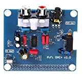 Unterbrechen I2S HiFi pifi Digi DAC + Digi Digital Audio für Raspberry Pi 3Modell B 2B B +