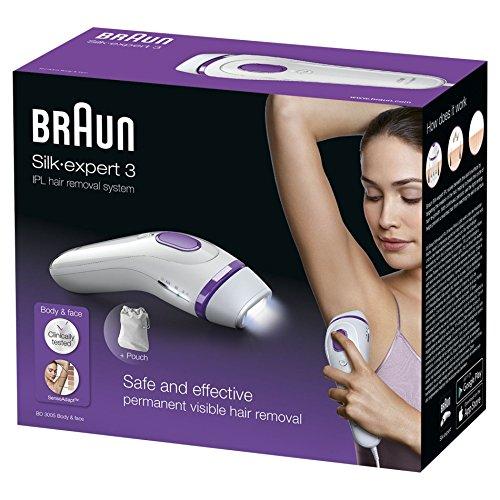 Braun Silk-expert BD 3005 IPL Haarentfernungsgerät - 6