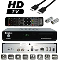 Mutant HD530C 1x DVB-C FBC Triple Tuner H2.65 Full HDTV Linux Kabel Receiver