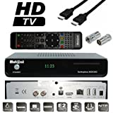 Mutant HD530C 1x DVB-C FBC Triple Tuner H.265 Full HDTV E2 Linux Kabel Receiver