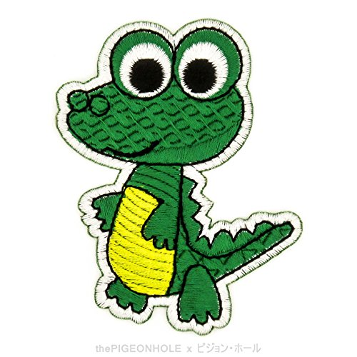 -animal-crossing-big-eyed-baby-crocodile-green-white-iron-on-sew-on-embroidered-patch-gift-souvenir-