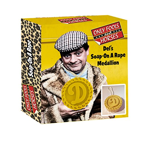 Only Fools & Horses Del Boys Soap On A Rope