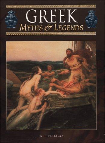 Greek (Myths & Legends) por K.E. Sullivan