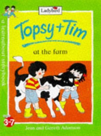 Topsy + Tim at the farm