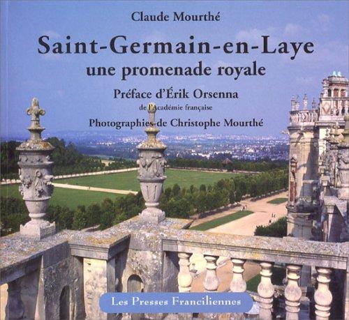 Saint-Germain-en-Laye une promenade royale