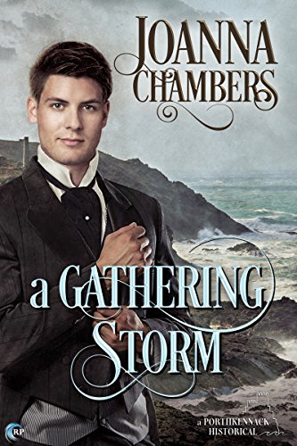 A Gathering Storm (Porthkennack Book 2) by [Chambers, Joanna]