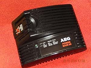 AEG power base 60 schnellakkuladegerät 7.2 v - 14,4 v avec manuel testé uNGEBRAUCHT sans emballage d'origine