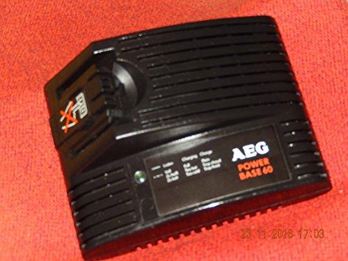 Preisvergleich Produktbild AEG Power Base 60, Schnellakkuladegerät 7,2V-14,4V mit Handbuch OHNE OVP geprüft, UNGEBRAUCHT